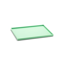 Mint Medium Slim Tray
