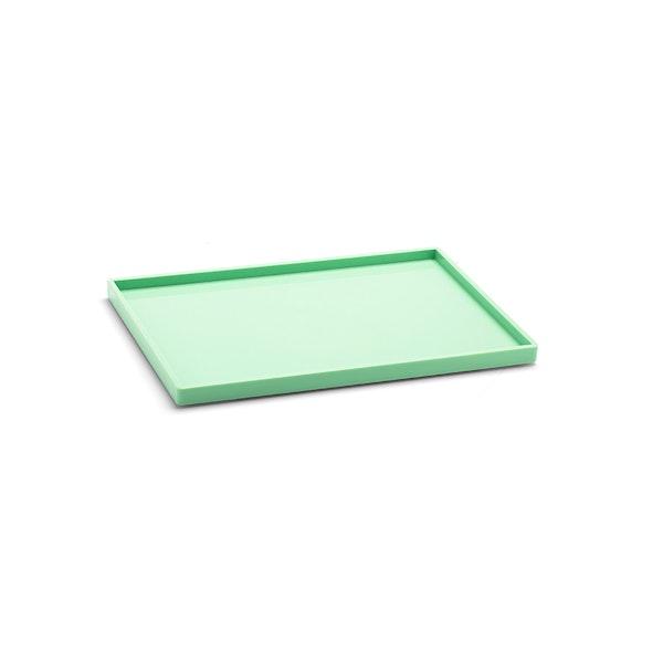Mint Medium Slim Tray,Mint,hi-res