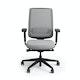 Gray Reply Task Chair, Adjustable Arms, Adjustable Lumbar,Gray,hi-res