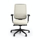White Reply Task Chair, Adjustable Arms, Adjustable Lumbar,White,hi-res