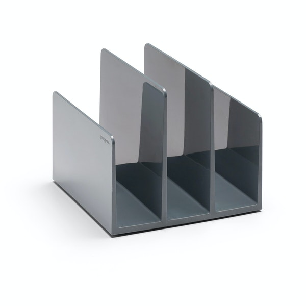 Dark Gray Fin File Sorter,Dark Gray,hi-res