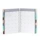 Dark Gray Medium 18 Month Pocket Planner, 2018-2019,Dark Gray,hi-res