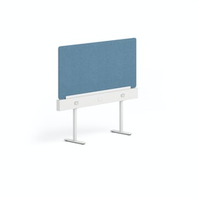 Slate Blue Boom Privacy Panel, 60""