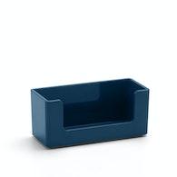 Slate Blue Business Card Holder,Slate Blue,hi-res