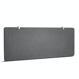 "Dark Gray Fabric Modesty Panel, 45"",Dark Gray,hi-res"