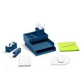 Slate Blue Dream Desk