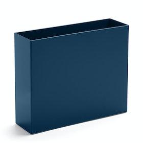 Slate Blue File Box