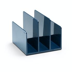 Slate Blue Fin File Sorter