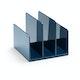 Slate Blue Fin File Sorter,Slate Blue,hi-res