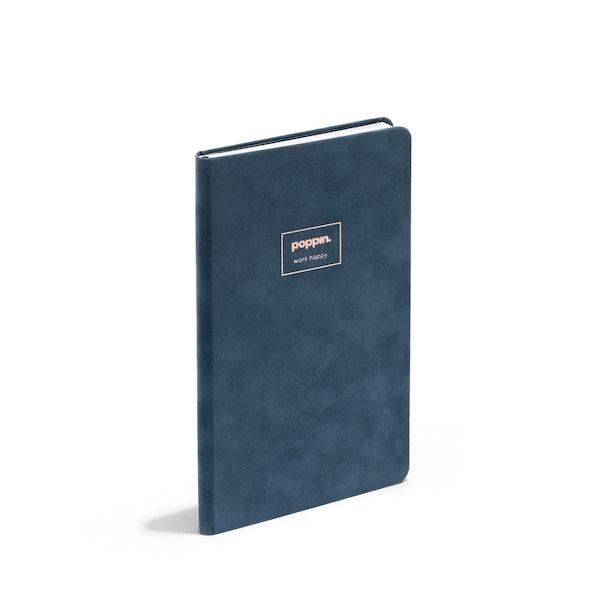 Storm Velvet Hard Cover Journal,Storm,hi-res