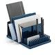Slate Blue Home Base Desk Set,Slate Blue,hi-res