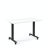 Irons Flip Top Training Table, Charcoal Legs,,hi-res