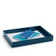Slate Blue Large Accessory Tray,Slate Blue,hi-res