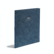 Velvet Large Padfolio with Writing Pad,,hi-res