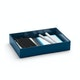 Slate Blue Medium Accessory Tray,Slate Blue,hi-res