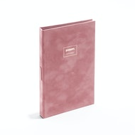 Velvet Medium Padfolio with Writing Pad,,hi-res