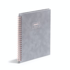 Velvet Medium Spiral Notebook