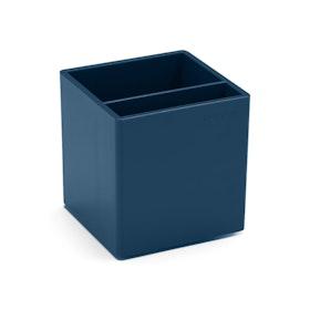 Slate Blue Pen Cup