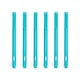 Aqua Signature Ballpoint Pens with Blue Ink, Set of 6,,hi-res