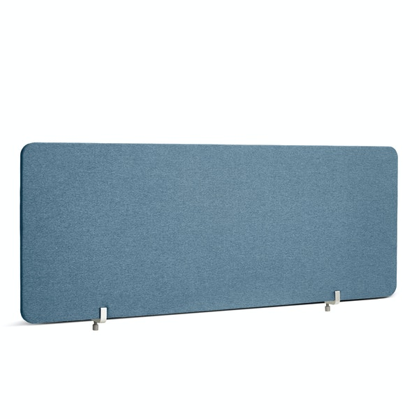 "Slate Blue Fabric Privacy Panel, Face-to-Face, 45"",Slate Blue,hi-res"