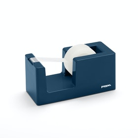 Slate Blue Tape Dispenser and Tape