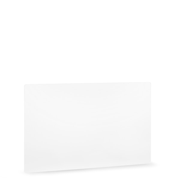 "Frost White Translucent Privacy Panel, Side-to-Side, 27"",,hi-res"