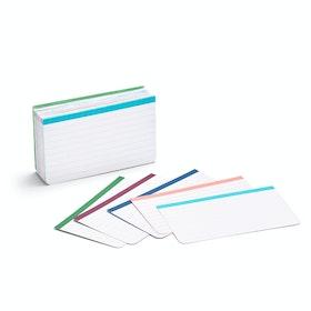 Jewels 3 x 5 Index Cards, Set of 100