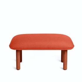 Brick QT Privacy Lounge Ottoman