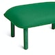 Leaf Green QT Privacy Lounge Ottoman,Leaf Green,hi-res