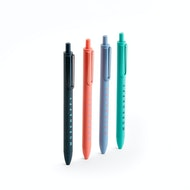 Assorted Work Happy Retractable Gel Luxe Pens, Set of 4,,hi-res