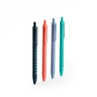 Assorted Work Happy Retractable Gel Luxe Pens, Set of 4,,hi-res