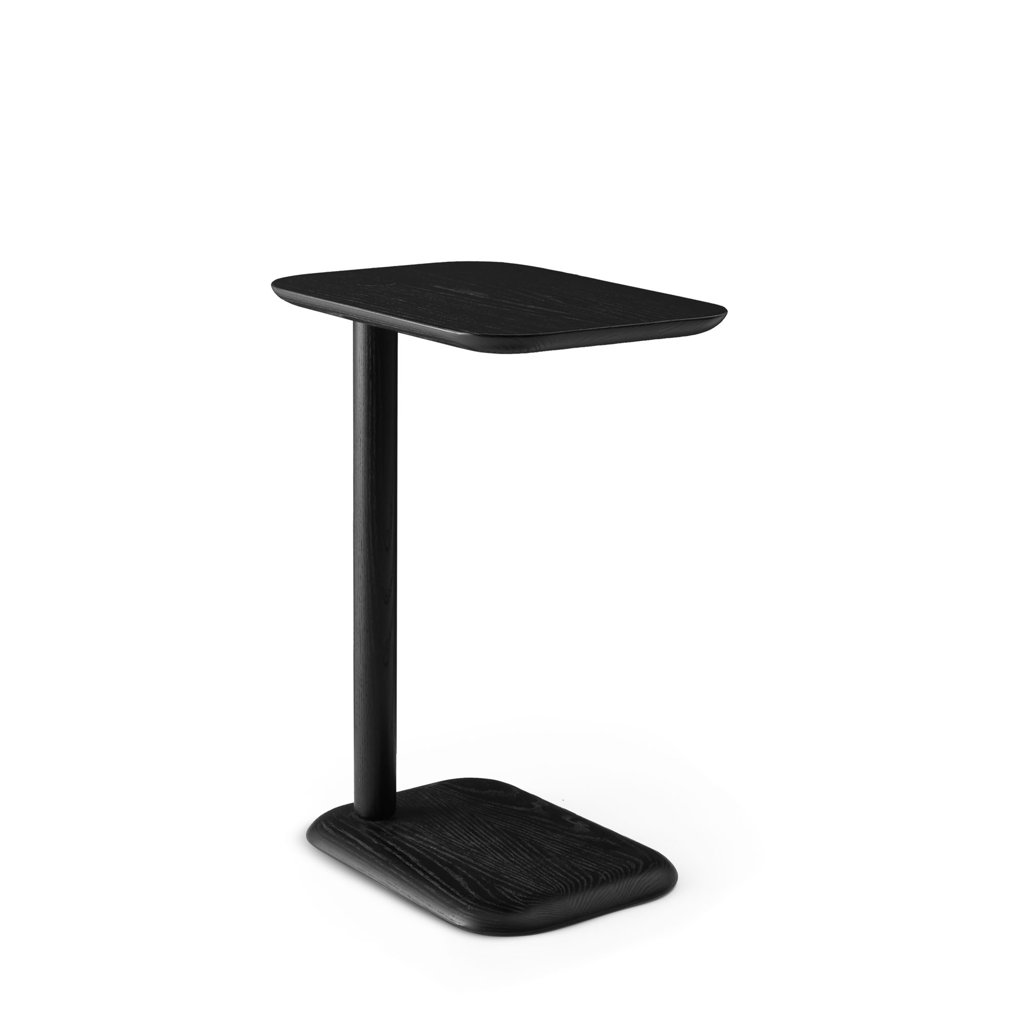Superbe Black Spot Side Table | Occassional Tables | Poppin