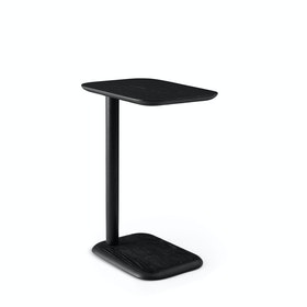 Black Spot Side Table