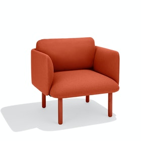 Brick QT Lounge Low Chair