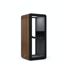 Brown Walnut PoppinPod Kolo 1