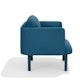 Dark Blue QT Lounge Low Chair,Dark Blue,hi-res