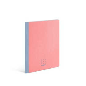 Work Happy Medium Bound Notebook