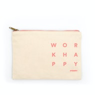 Work Happy Slim Pouch,,hi-res