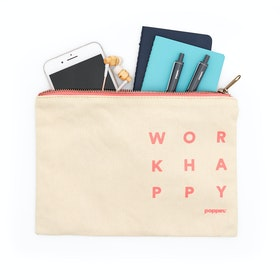 Work Happy Slim Pouch