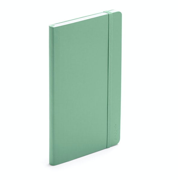 Sage Medium Soft Cover Notebook,Sage,hi-res