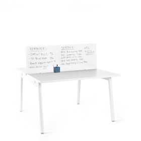 Series L Writable Glass Panel, Face-to-Face, 55""