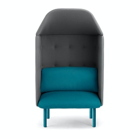 QT Privacy Lounge Chair with Canopy