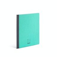 Work Happy Medium Bound Notebook,,hi-res