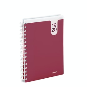 Medium 18-Month Pocket Book Planner, 2019-2020