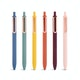 Assorted Desert Retractable Gel Luxe Pens, Set of 12,,hi-res