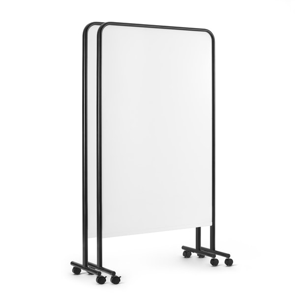 Black Goal Dry Erase Board, Set of 2,Black,hi-res