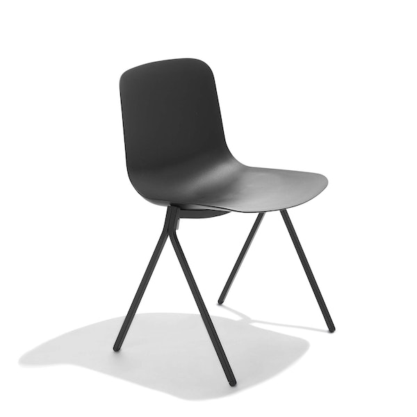 Black Key Chair, Set of 2,Black,hi-res
