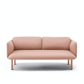 Blush QT Lounge Low Sofa,Blush,hi-res
