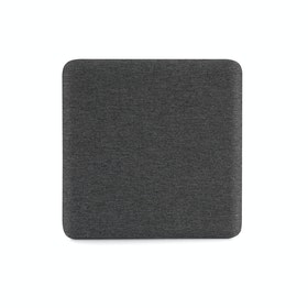 Dark Gray Fabric Pinboard