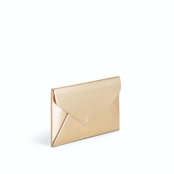Gold Card Case,Gold,hi-res